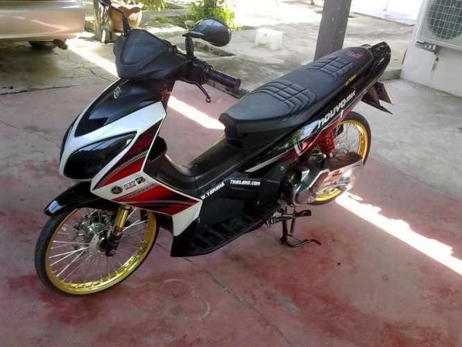 Yamaha Nouvo Dulu Ditendang Sekarang Disayang Ae1214ls Abs